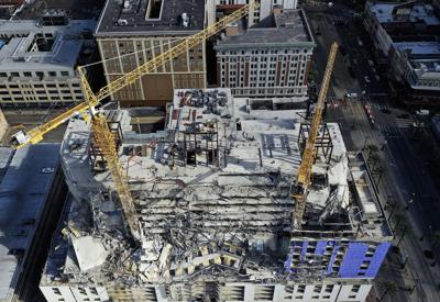 Vigil to honor Hard Rock New Orleans collapse victims will be held Thursday on Canal Street