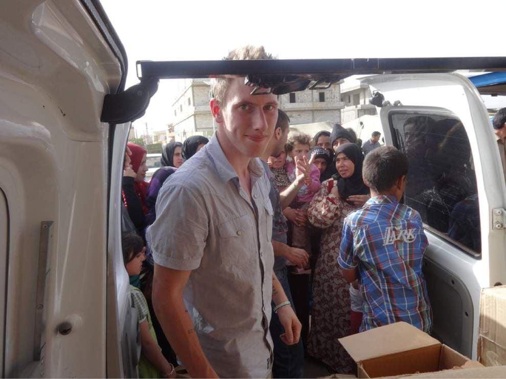 Islamic State beheads U.S. aid worker Peter Kassig _lowres