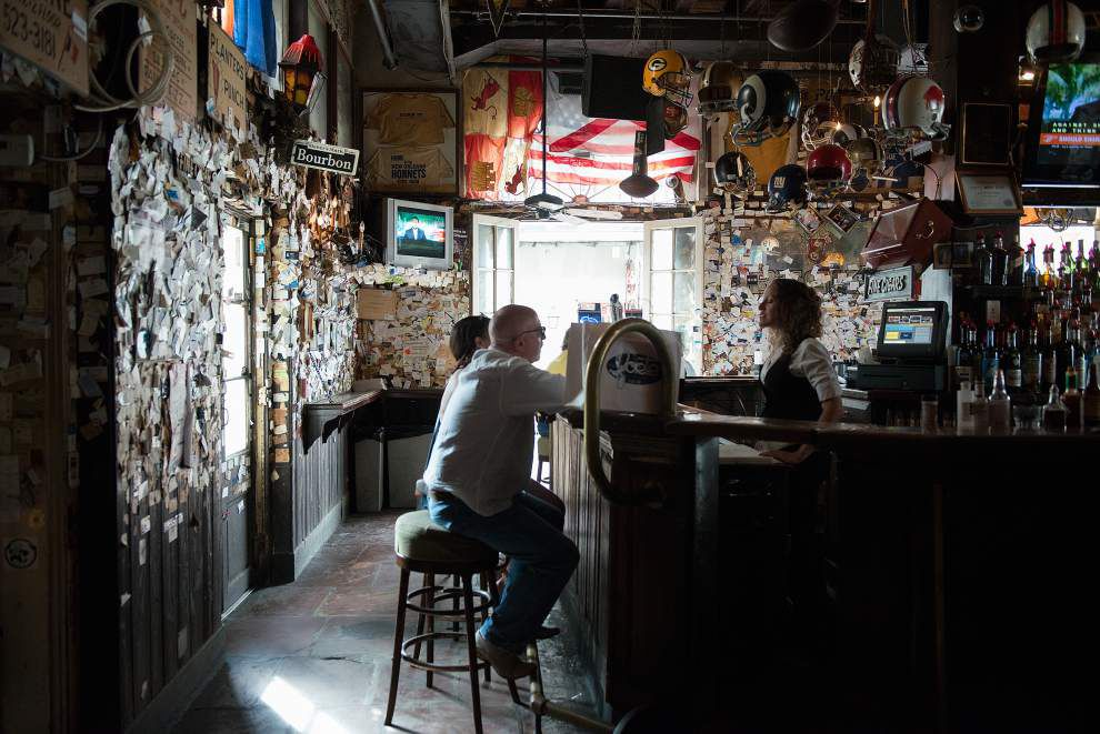 As Tales of the Cocktail pours into New Orleans, this Bourbon Street bar becomes after-hours hub for industry insiders _lowres