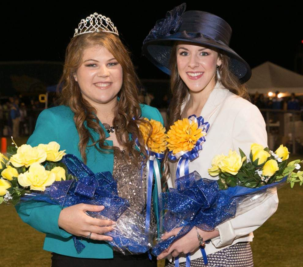 St. Charles Catholic High School students choose homecoming court _lowres