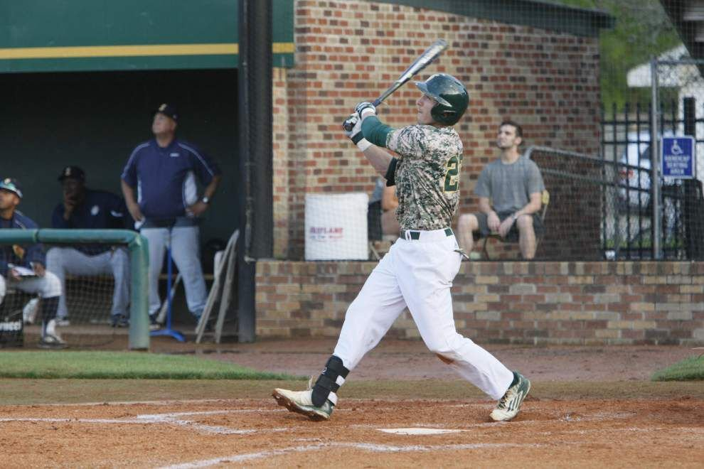 Meet Southeastern Louisiana slugger Jameson Fisher: He leads the nation with a .510 batting average _lowres