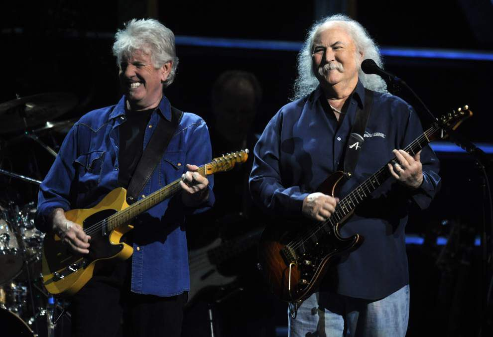 David Crosby postpones shows after heart surgery _lowres