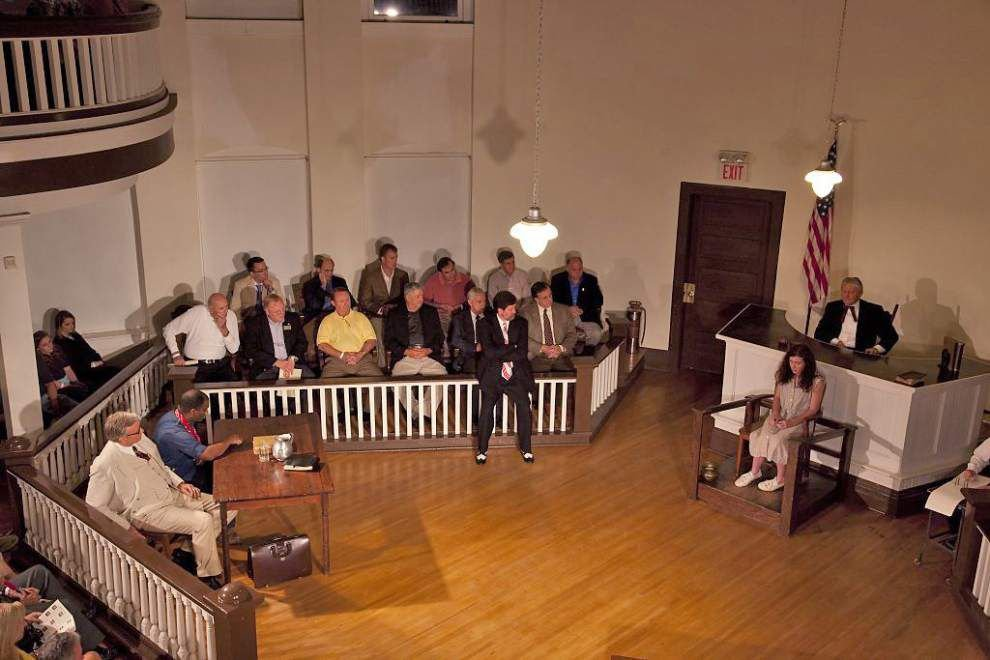Alabama town stages novel every year, and the audience is the jury _lowres