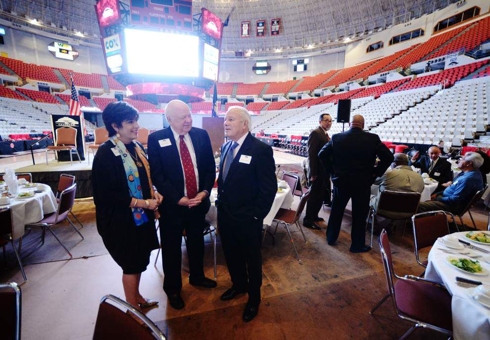 Lafayette's Cajundome in line for extensive, $20 million makeover _lowres