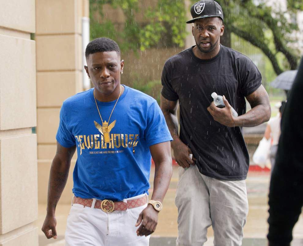 Lil' Boosie announces he has kidney cancer: 'I need all my fans to pray for me' _lowres