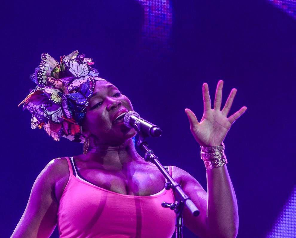 'We can't just have a party': Essence aims to inspire on Day 1 _lowres