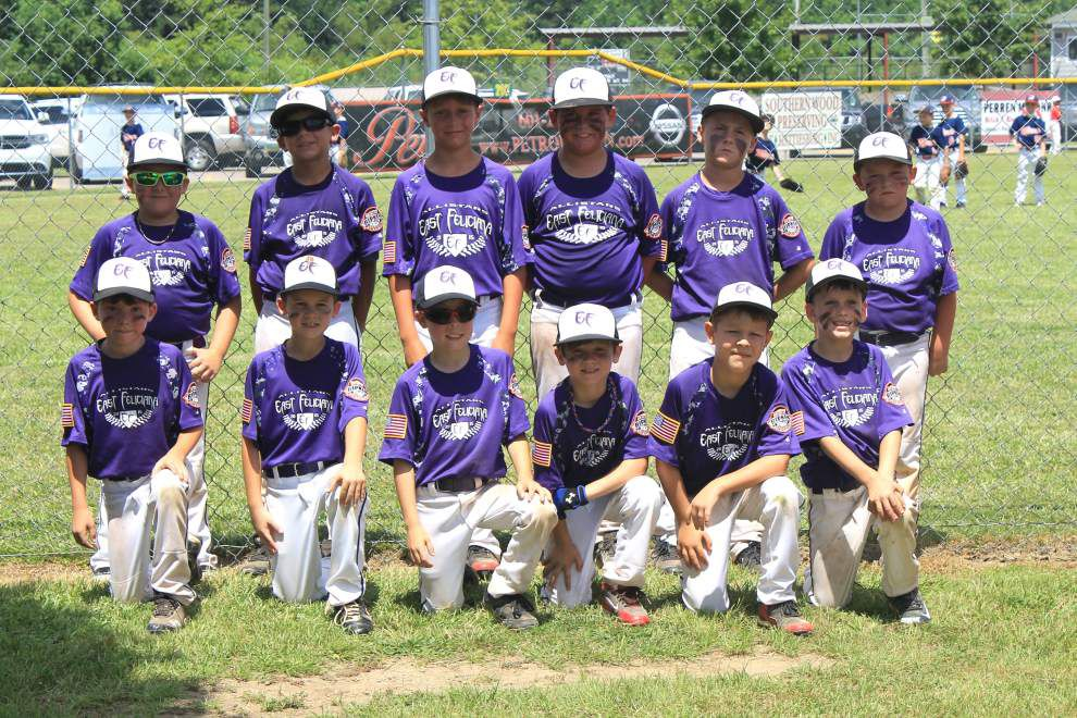 East Feliciana All-Stars end season in Miss. _lowres