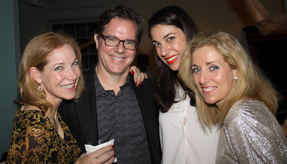 Steven Forster's Party Central: Dr. Sid Bhansali's Christmas party in New Orleans _lowres