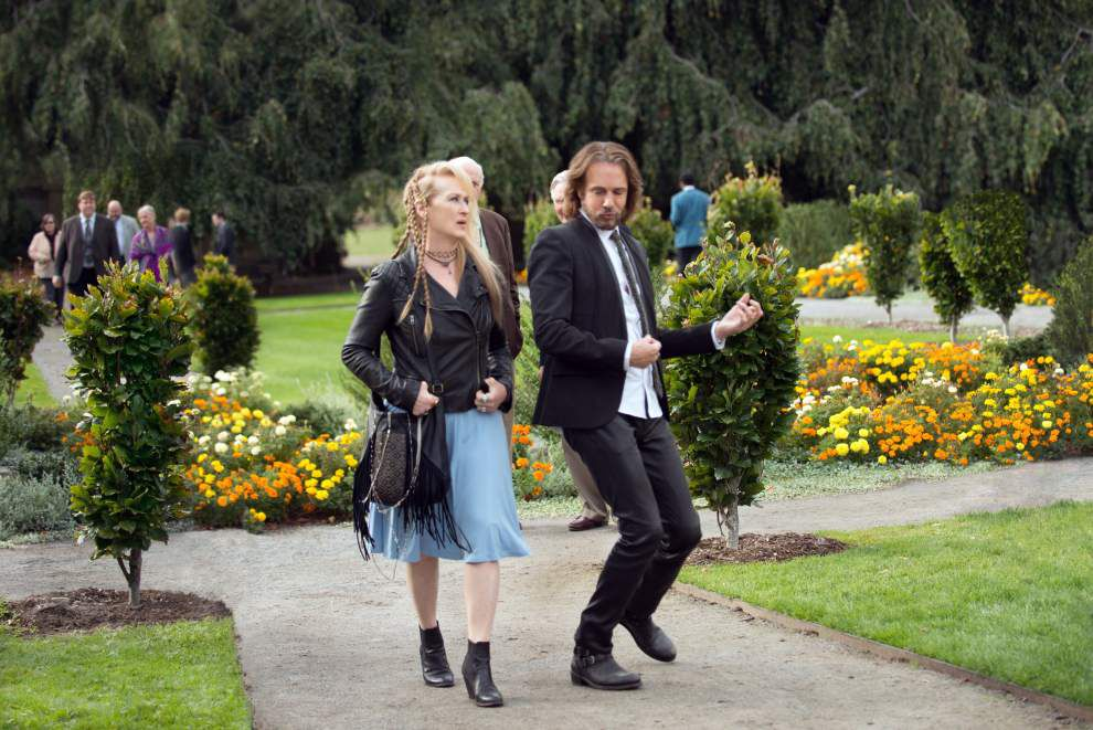 Review: Streep finds her inner rocker in 'Ricki and the Flash' _lowres