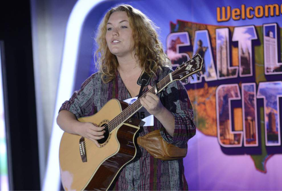 Hammond native auditions for 'American Idol' _lowres