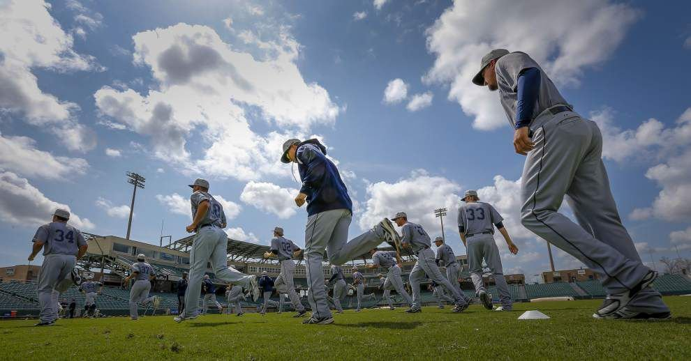 Zephyrs 'will remain in New Orleans indefinitely' as LSED takes over management, upkeep of Zephyr Field _lowres