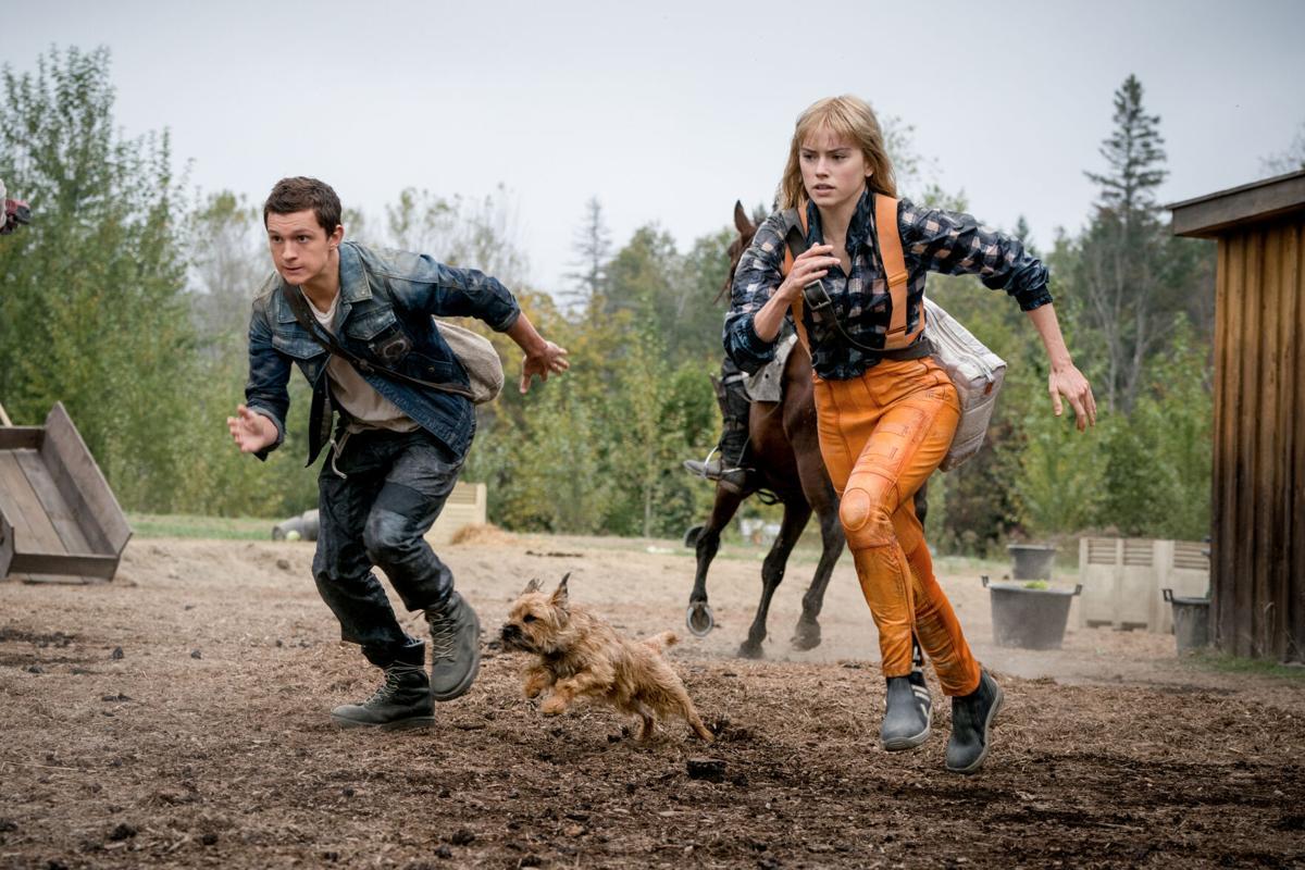 'Chaos Walking' 2021 movie still 2