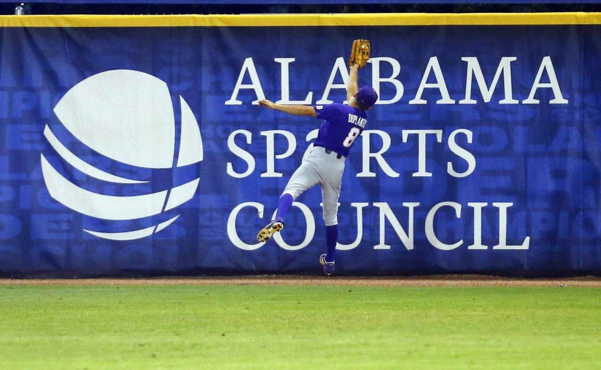 SEC LSU Mississippi St Baseball