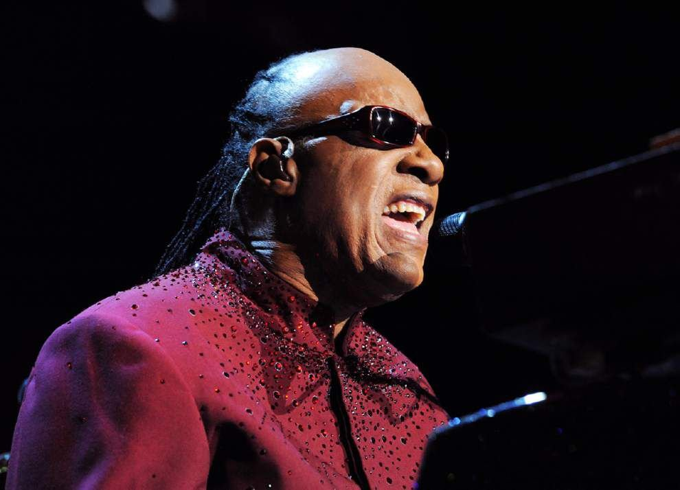 Stevie Wonder to play Smoothie King Center on March 24 _lowres