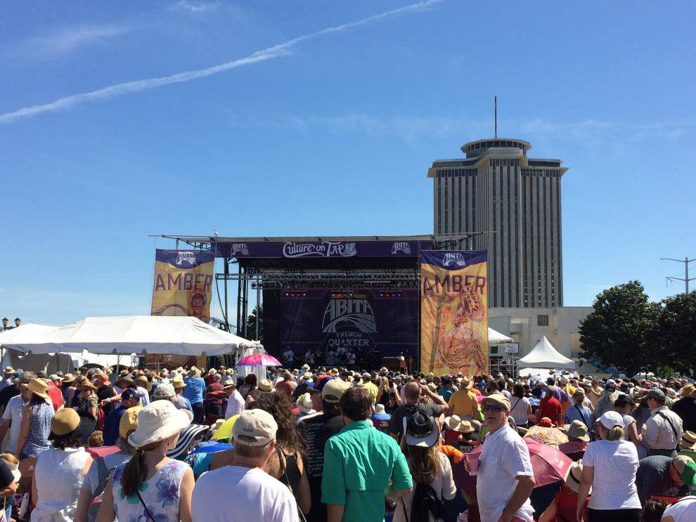 2016 French Quarter Festival biggest in history, producers say _lowres
