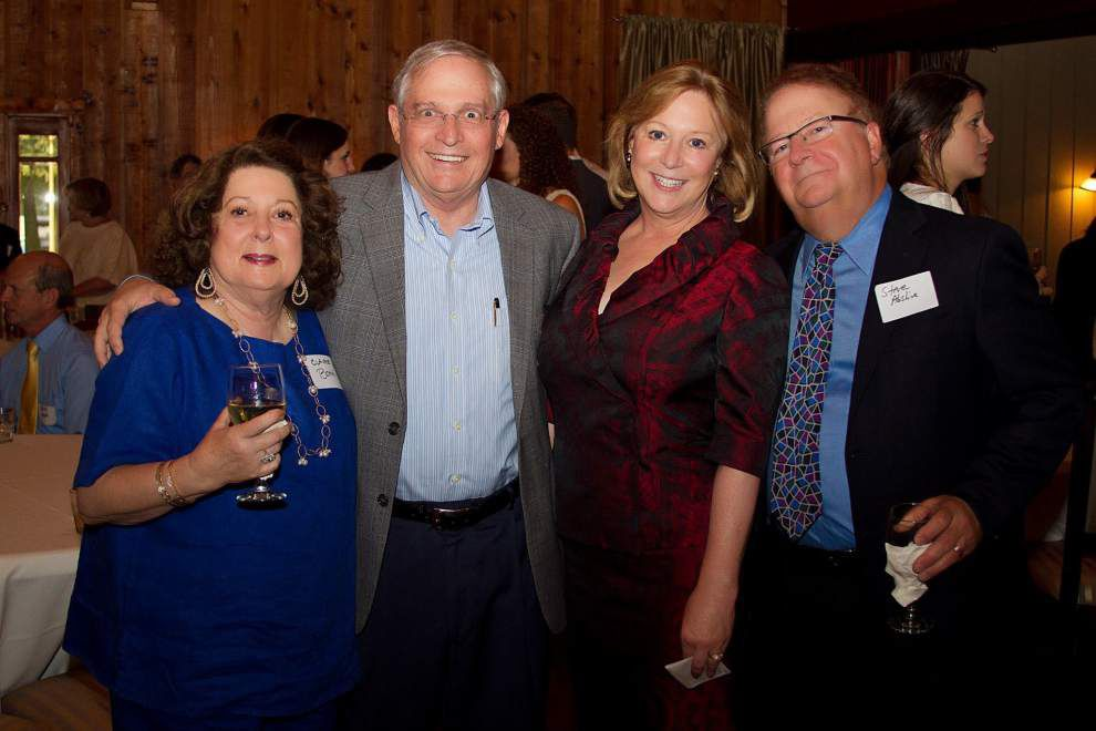 Patricia Gannon: Physicians host kickoff party _lowres