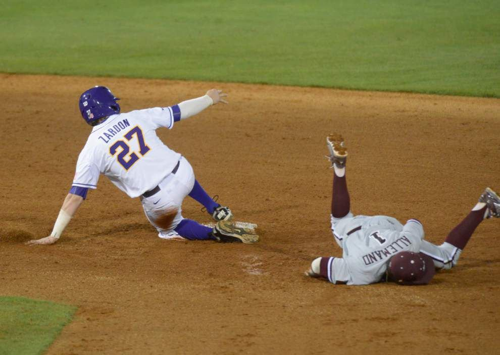 On deck: Texas A&M at LSU (Friday) _lowres
