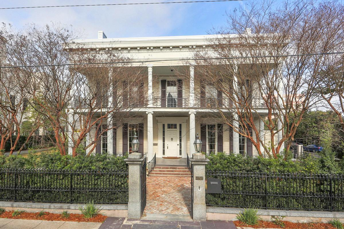 2507 Prytania St. in the Garden District