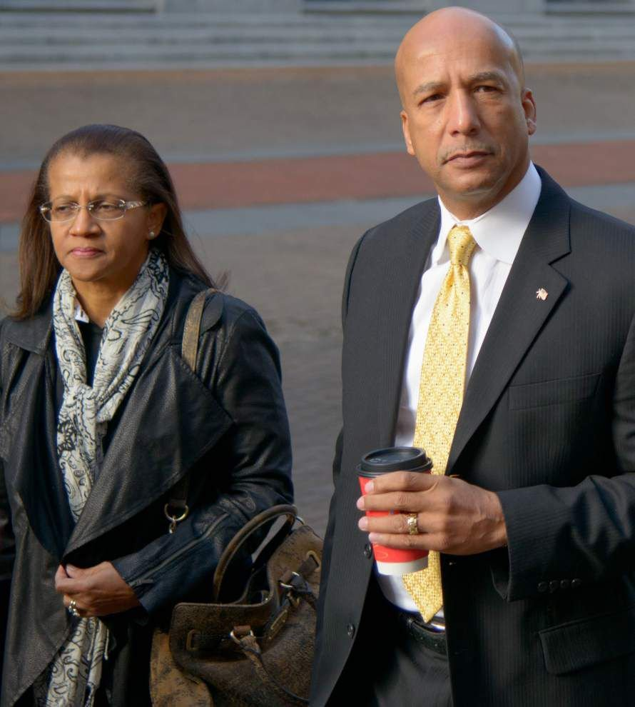 Ray Nagin's unlikely personal and political saga takes him to prison Monday _lowres