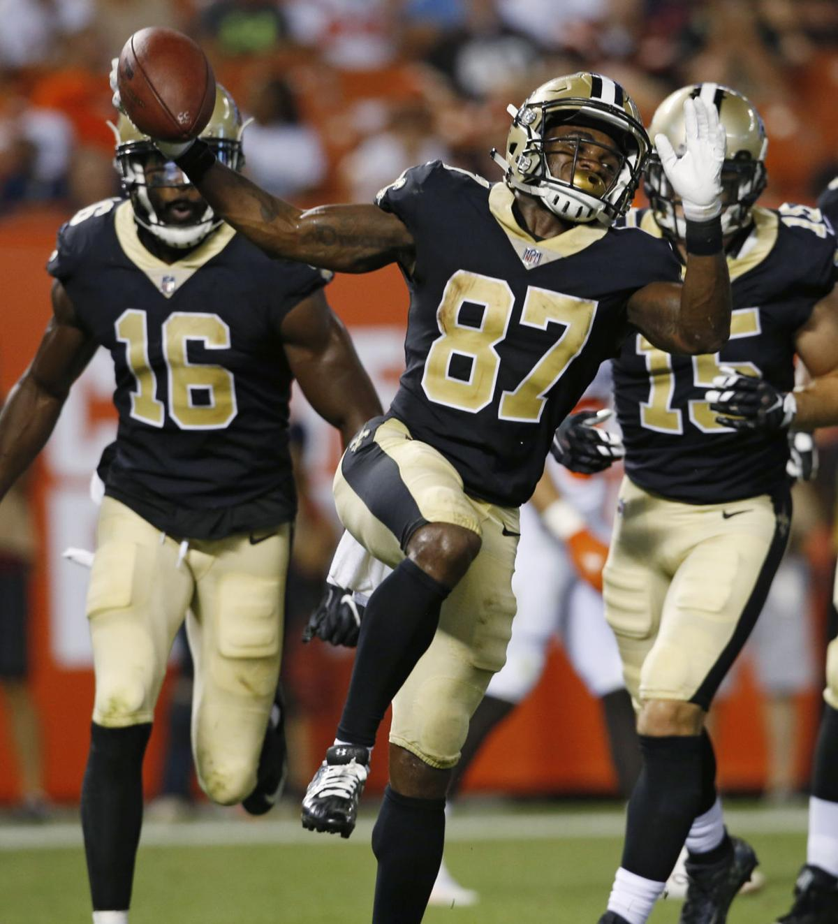 Source Saints looking to trade cornerback Delvin Breaux over
