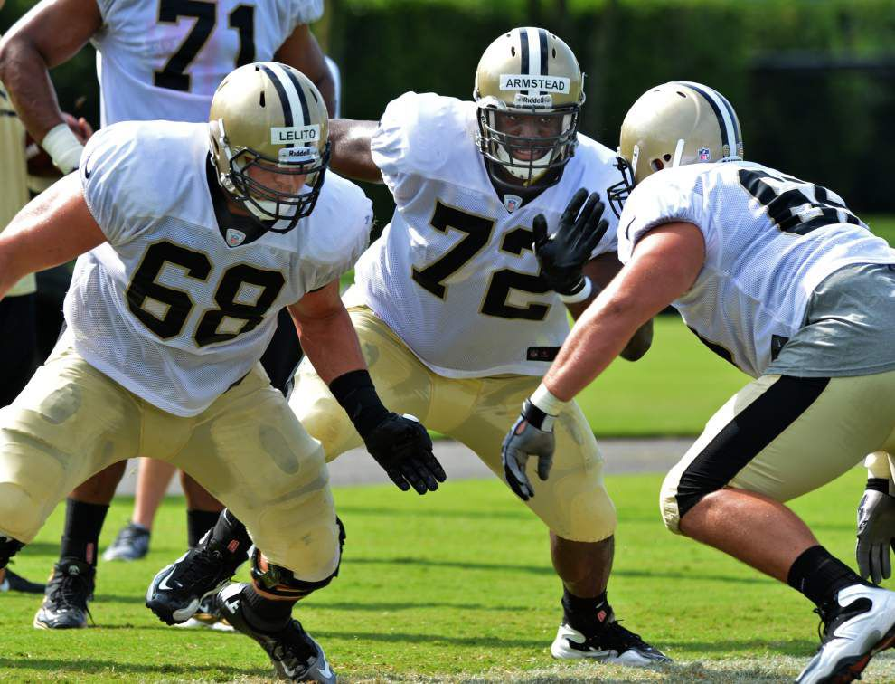 Saints to return to football with OTAs this week _lowres