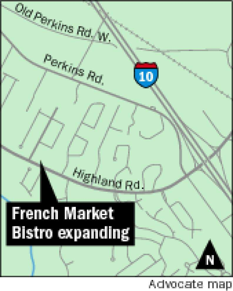 French Market Bistro looks to expand _lowres