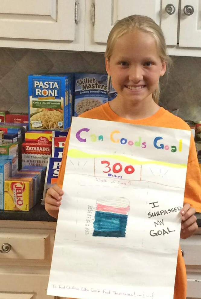 Slidell Girl Scout earns Bronze Award _lowres