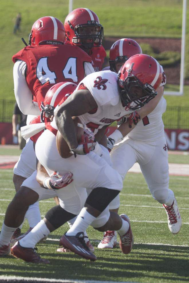 Cajuns camp previews: Running back _lowres