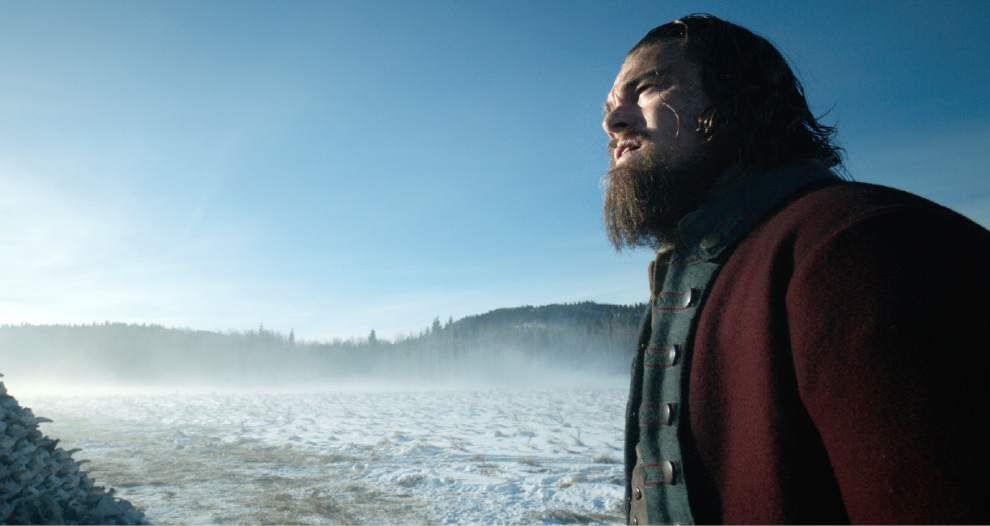 Potential Oscar candidate 'The Revenant' will be screened early and for free in Baton Rouge _lowres