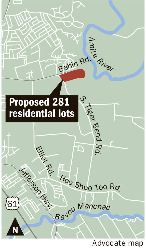 East Baton Rouge's planning commissioners defer vote on Timber Ridge development amid intense opposition _lowres