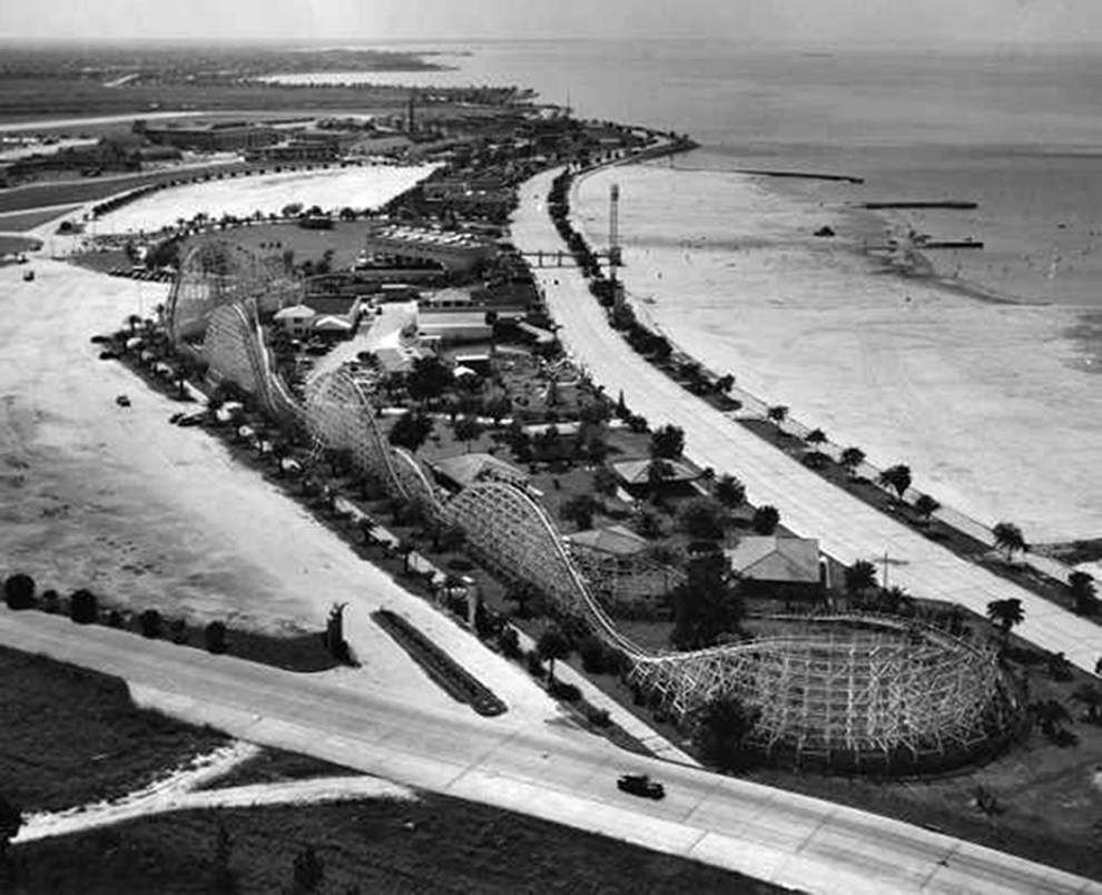 Pontchartrain Beach, minus the Zephyr and amusement park rides, could reopen in 2016 _lowres