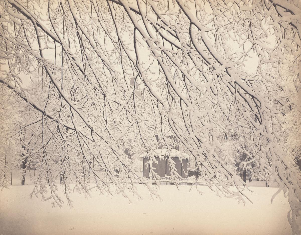 'Winter on the Common, 1850s'
