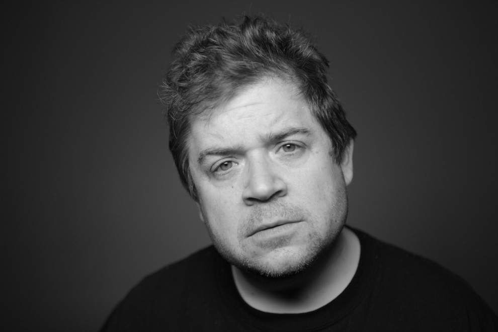 Patton Oswalt, 'Renaissance nerd,' at Mahalia Jackson Theater Sunday _lowres