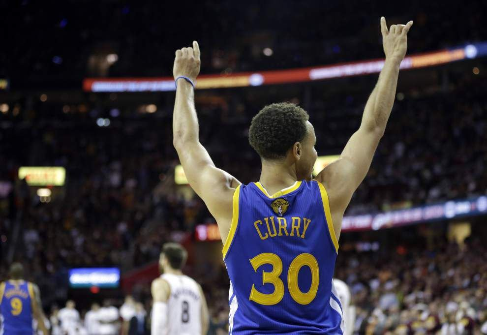 The Golden State Warriors top Brett Dawson's NBA power rankings to open the season _lowres