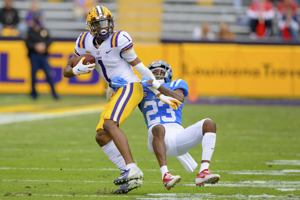Mississippi LSU Football