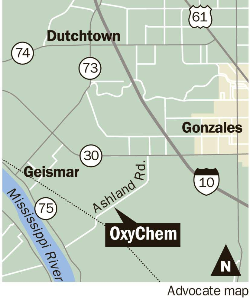 OxyChem planning $145 million Geismar plant expansion, adding 12 jobs paying $80,000 annual salaries _lowres
