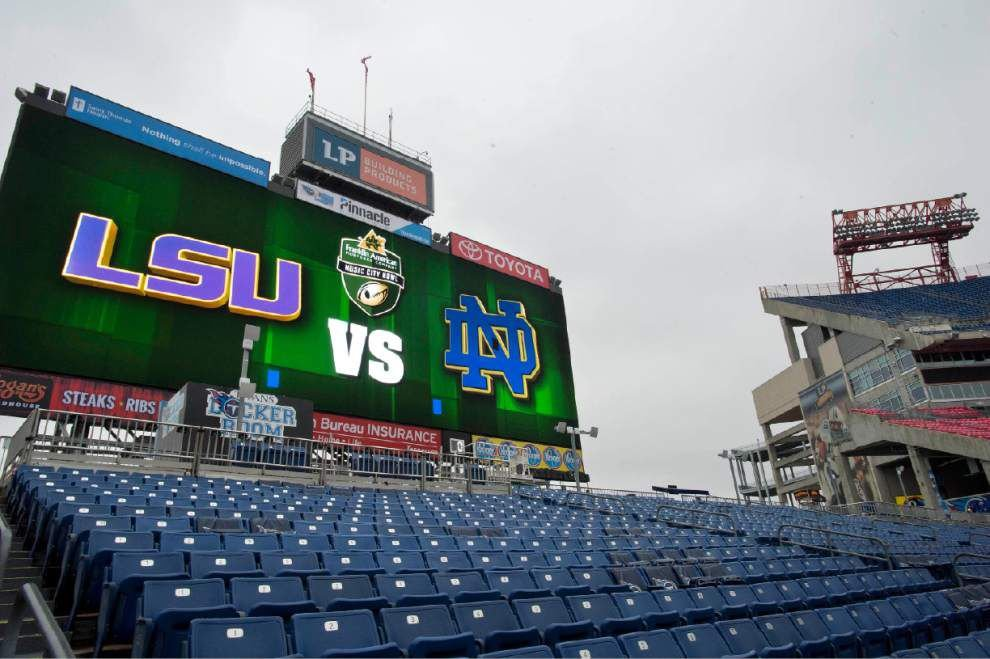 Photos: Music City Bowl press conference _lowres