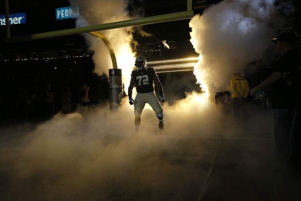 Saints tackle Terron Armstead, linebacker Hau'oli Kikaha both active against Washington _lowres