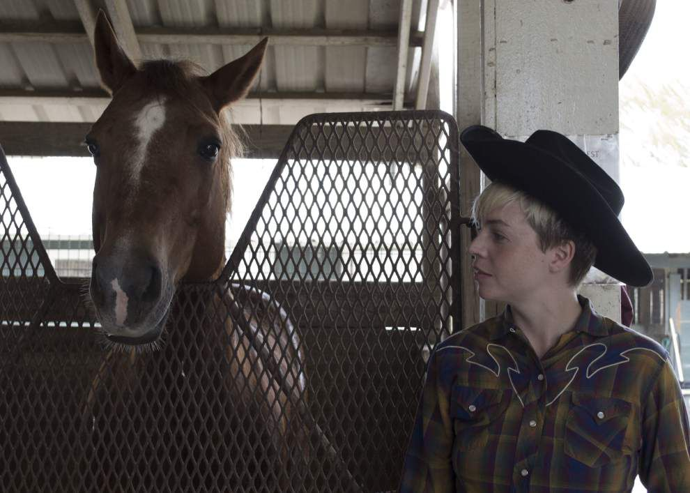 'Late, a Cowboy Song': Sarah Ruhl's play at New Orleans' Old Marquer Theater is a tale of restlessness in the suburbs _lowres