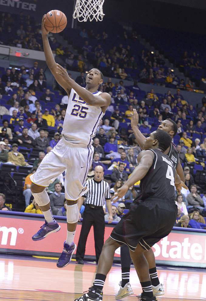 SEC gives Jordan Mickey first-team nod _lowres