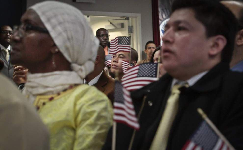 As world ages, immigration seen as big boost to U.S. _lowres