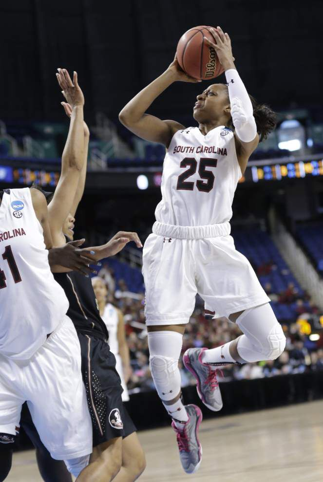 South Carolina returns as fave, but challengers are aplenty _lowres