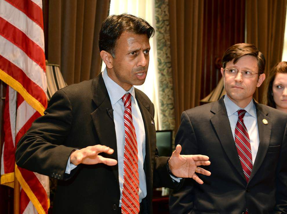 Experts: Why Bobby Jindal's executive order surrounding Marriage and Conscience Act could have little impact _lowres