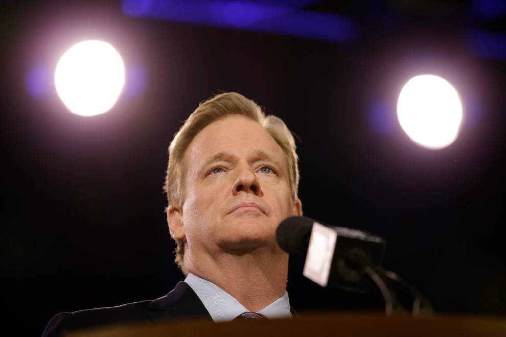 Underhill: This is Roger Goodell's NFL, and he simply can't get things right _lowres