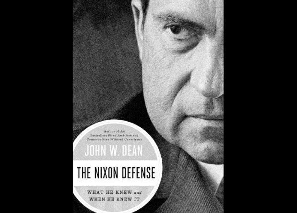 Ex-Nixon aide offers authoritative account of Watergate scandal _lowres