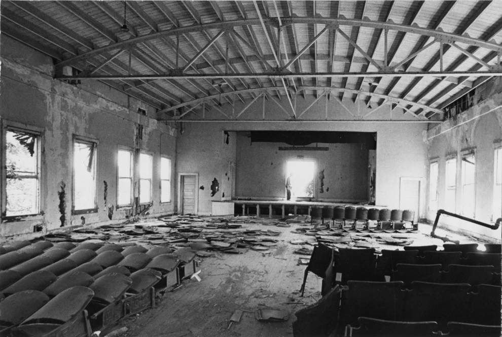 Baptist group looking to revive spirit of former Leland College in Baker with retreat, convention center _lowres