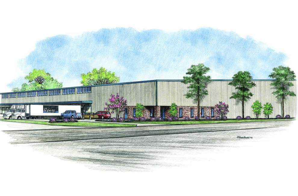 Agway undergoing $15 million expansion in north Baton Rouge _lowres