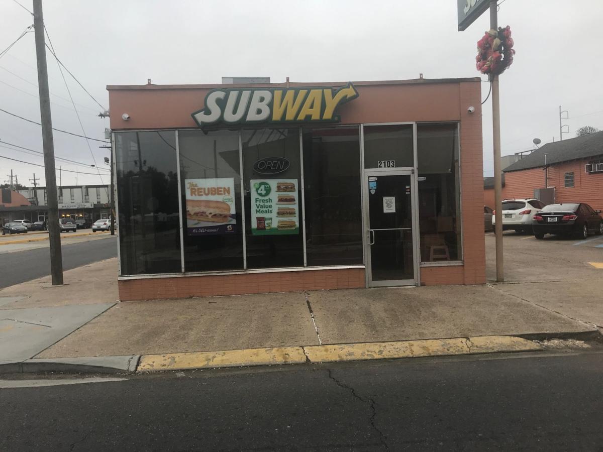 Gentilly Subway