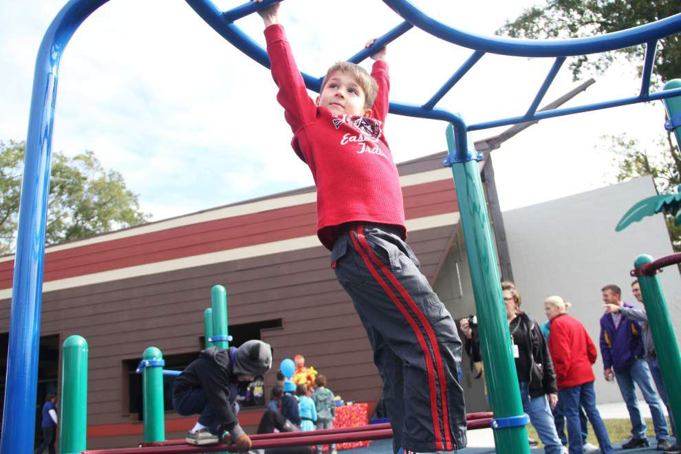 Pirate-themed park opens in Gonzales _lowres