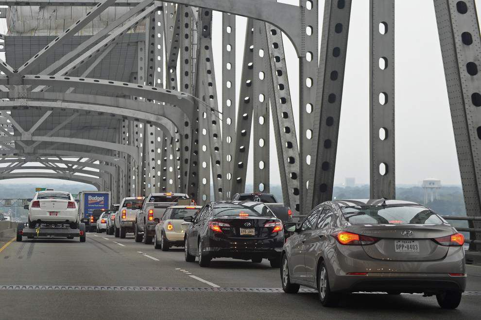 Baton Rouge's traffic gridlock an unlikely statewide issue in Louisiana governor's race _lowres